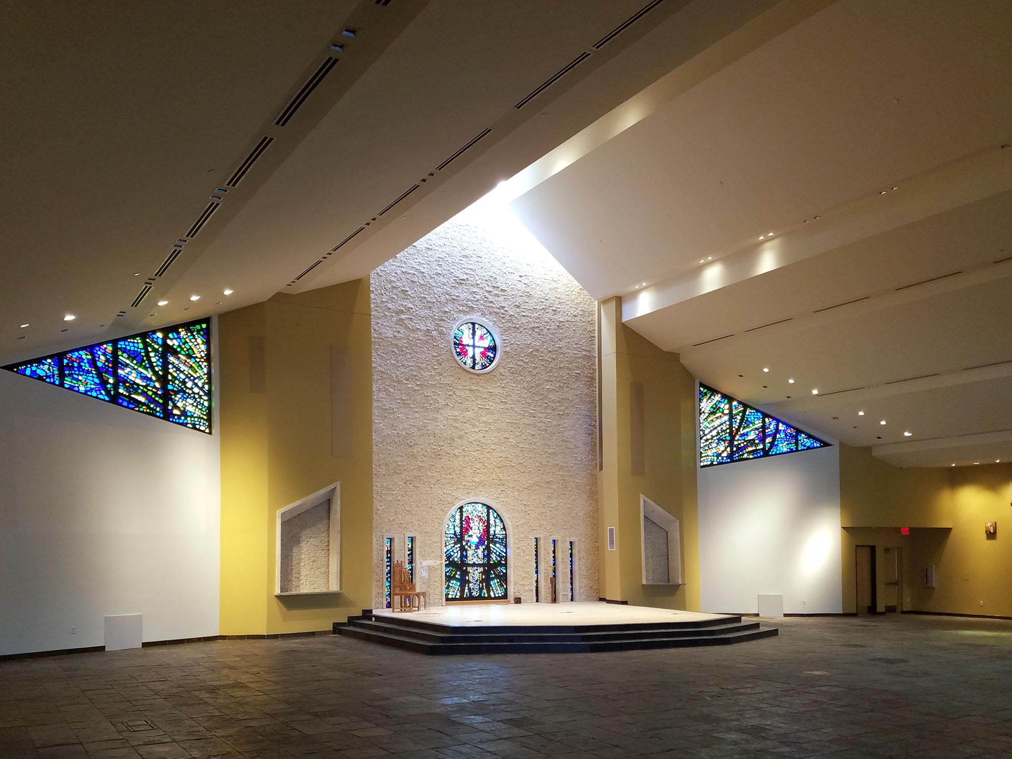 Saint Andrew Kim Catholic Church Progress