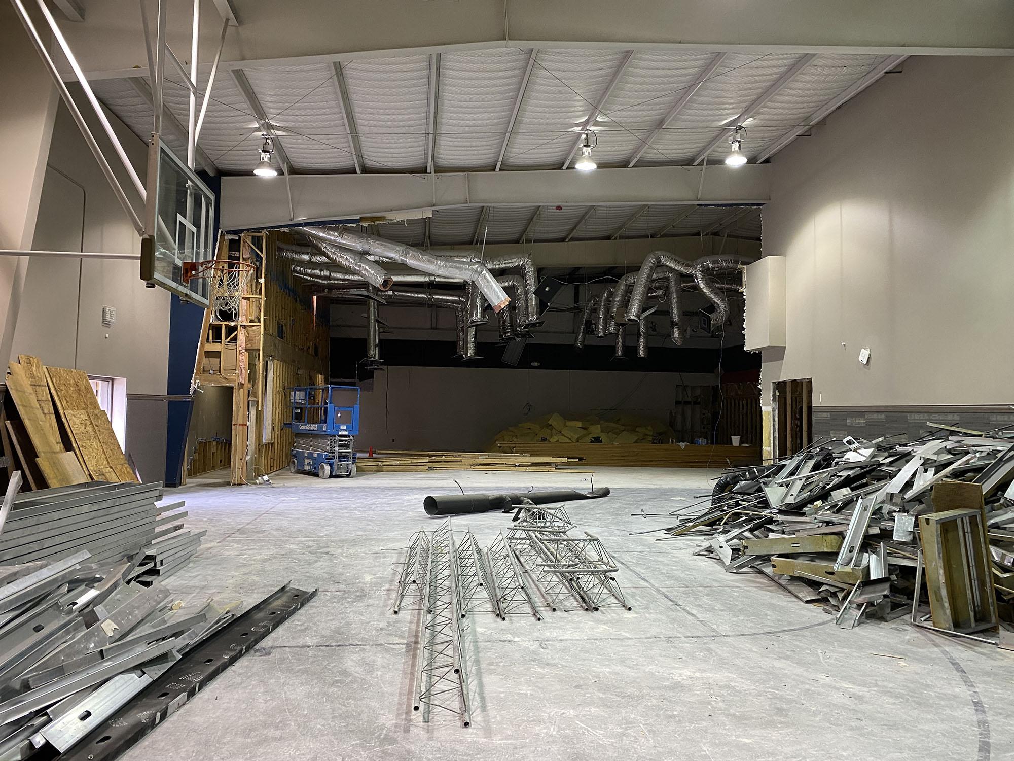 Cityscape Construction Progress