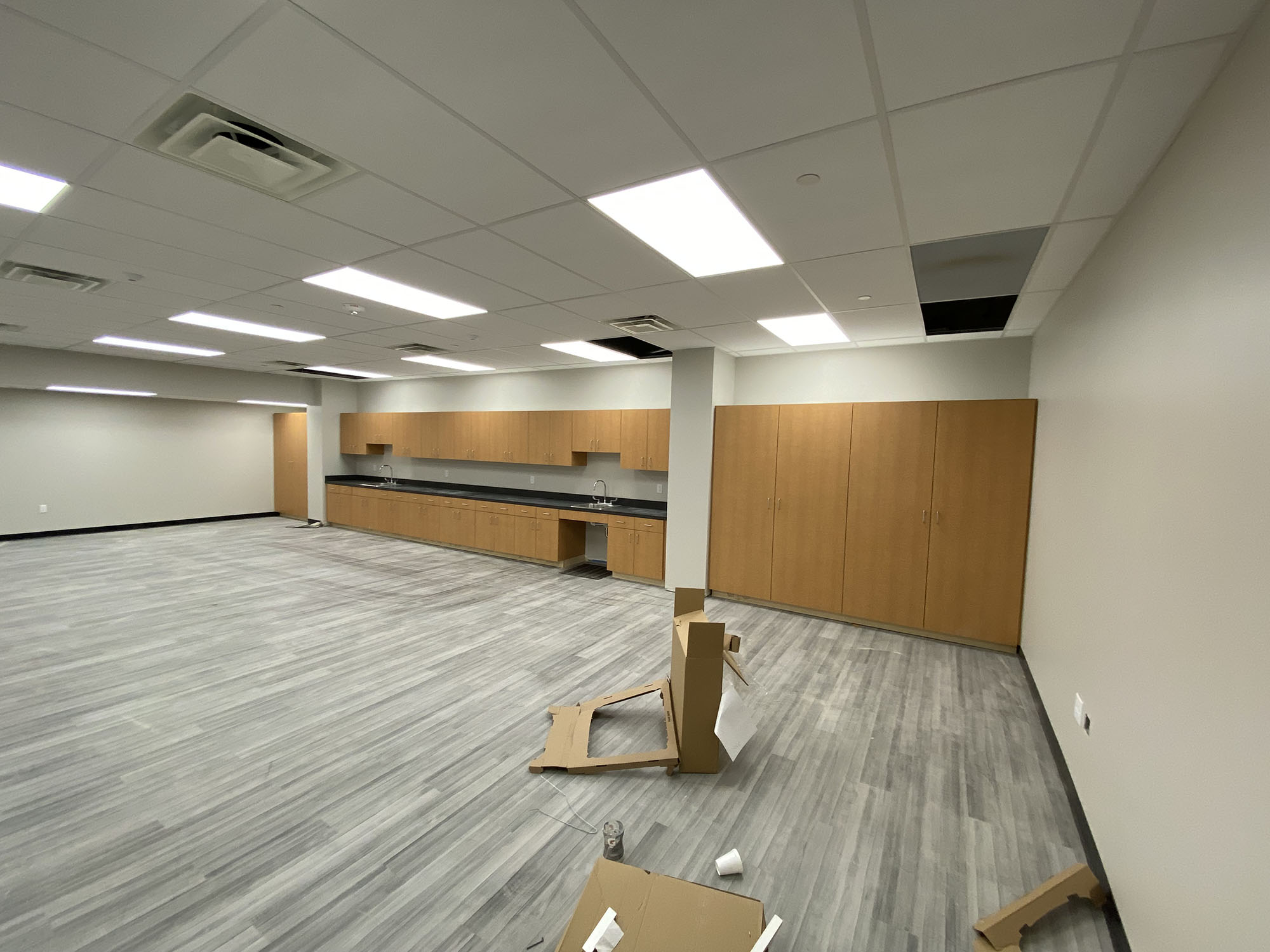 Cityscape Schools Construction Progress