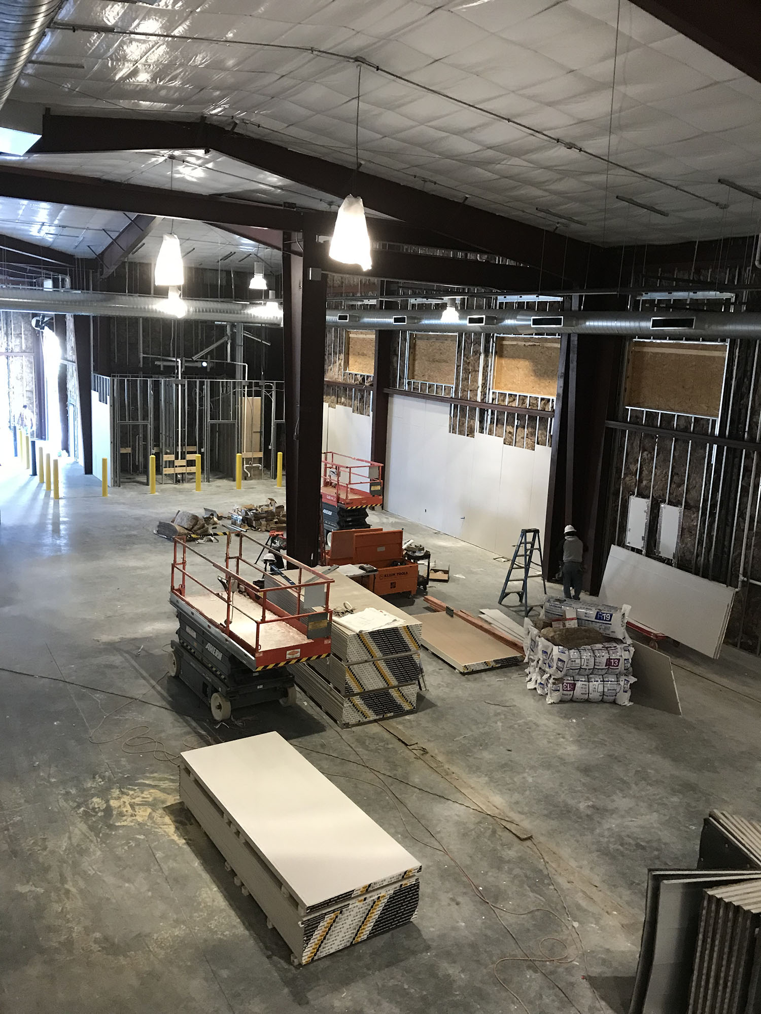 Deanan Gourmet Popcorn Expansion Progress