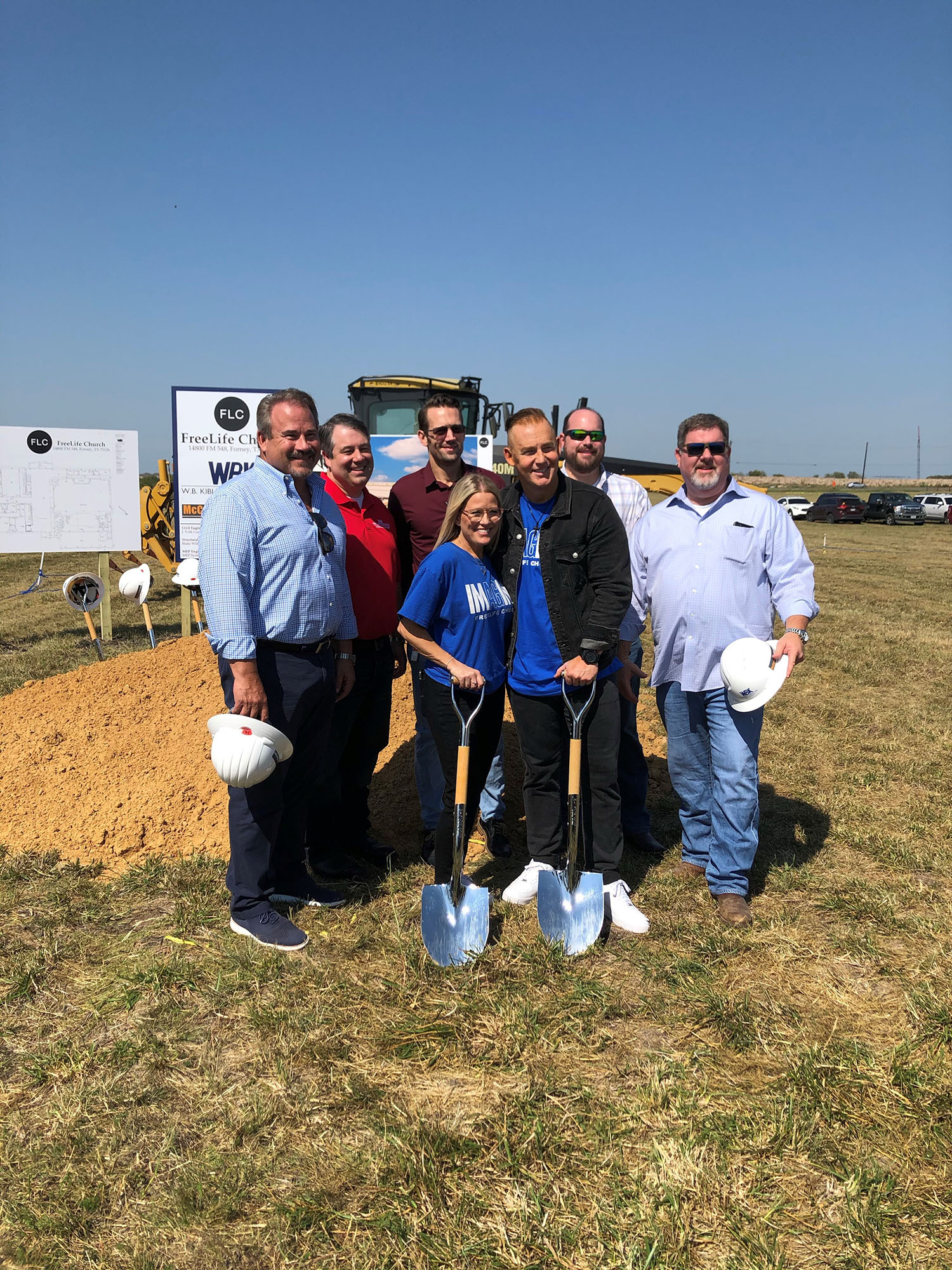 FreeLife Church Groundbreaking