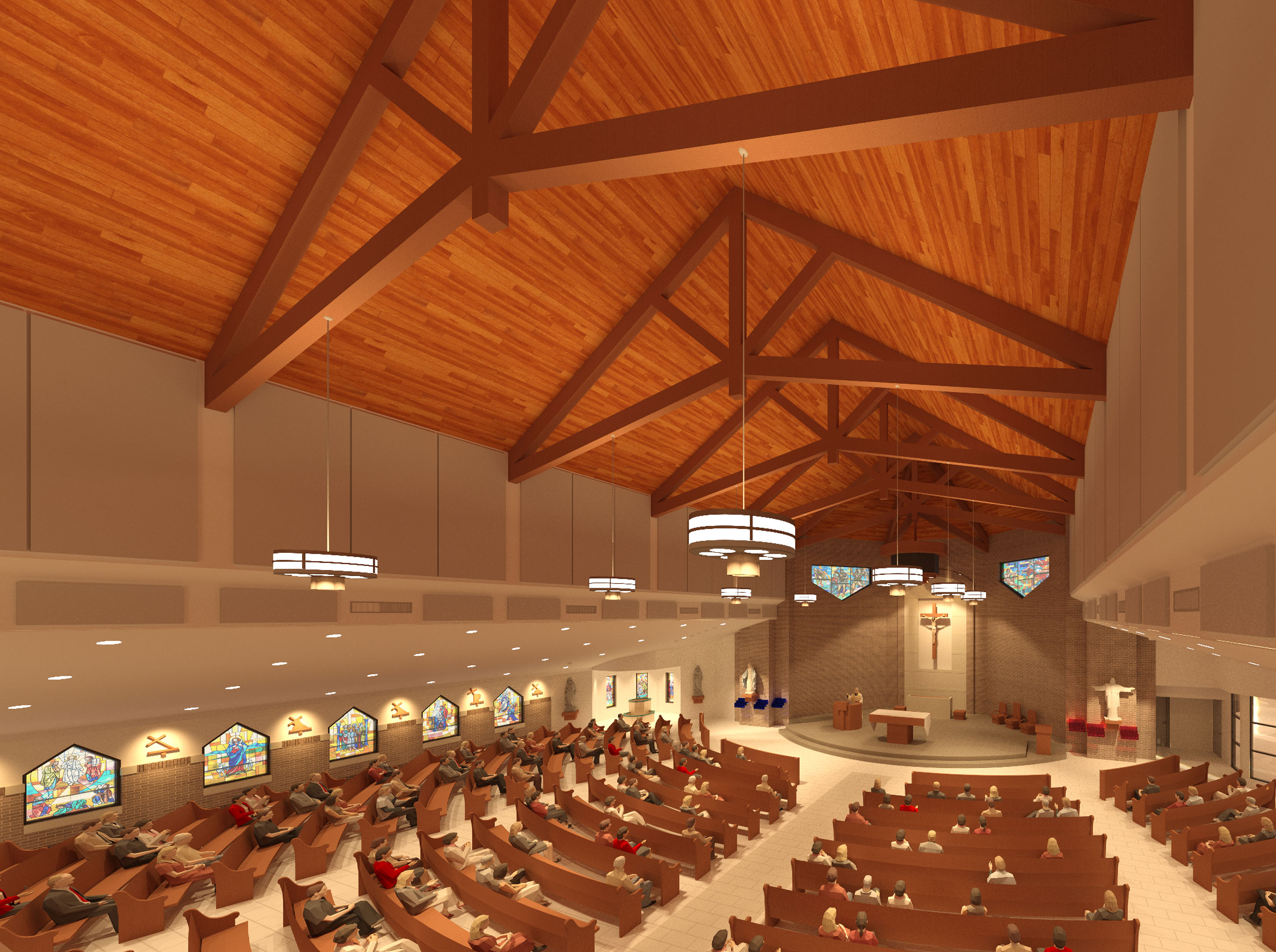 Saint Anthony Catholic Church Renovations