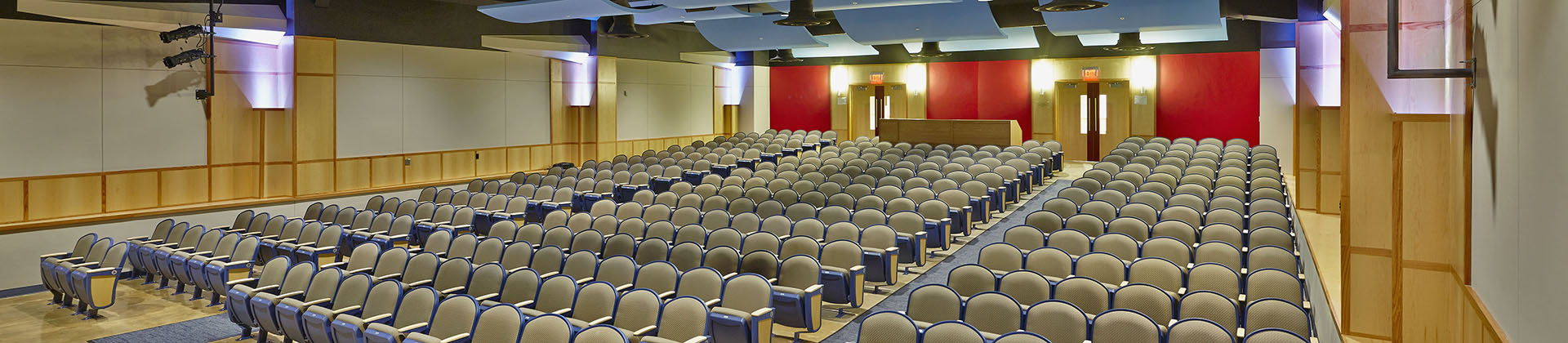 Bishop Dunne Catholic School Auditorium - Dallas, TX