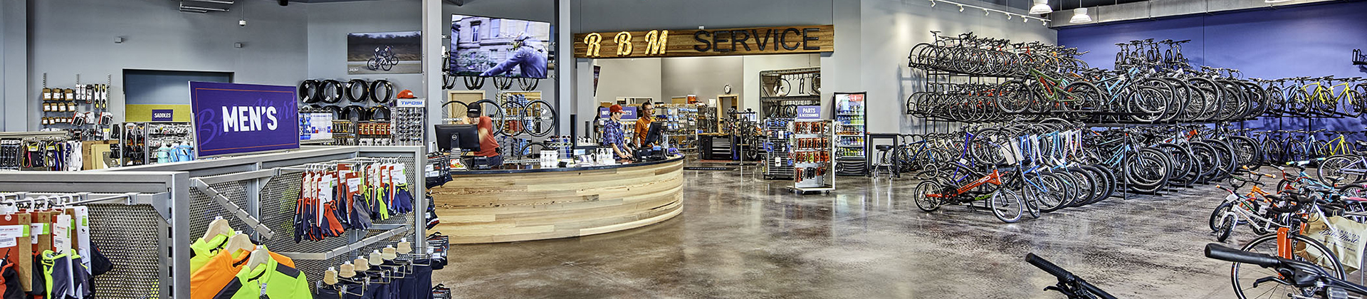 Richardson Bike Mart - McKinney, TX